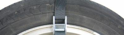 Ременной держатель для хранения шин