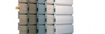 Какие бывают настенные системы хранения